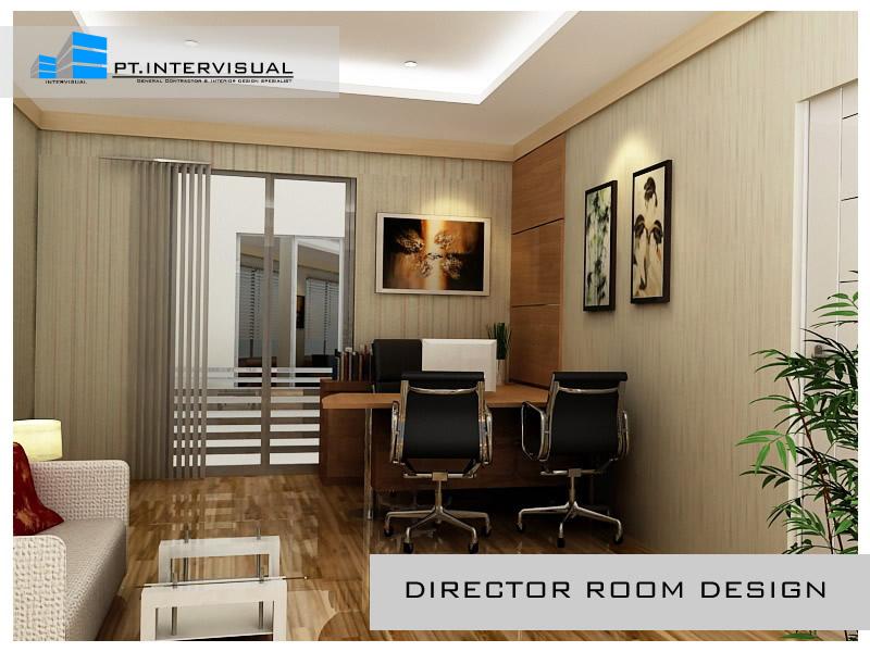 Desain Kantor I