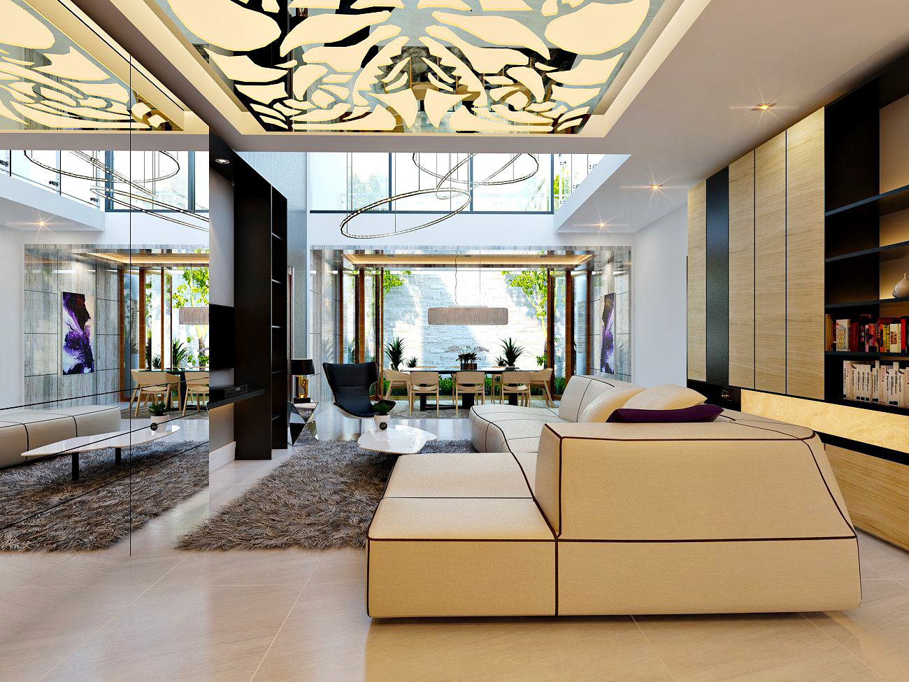 Desain & Pembuatan Interior